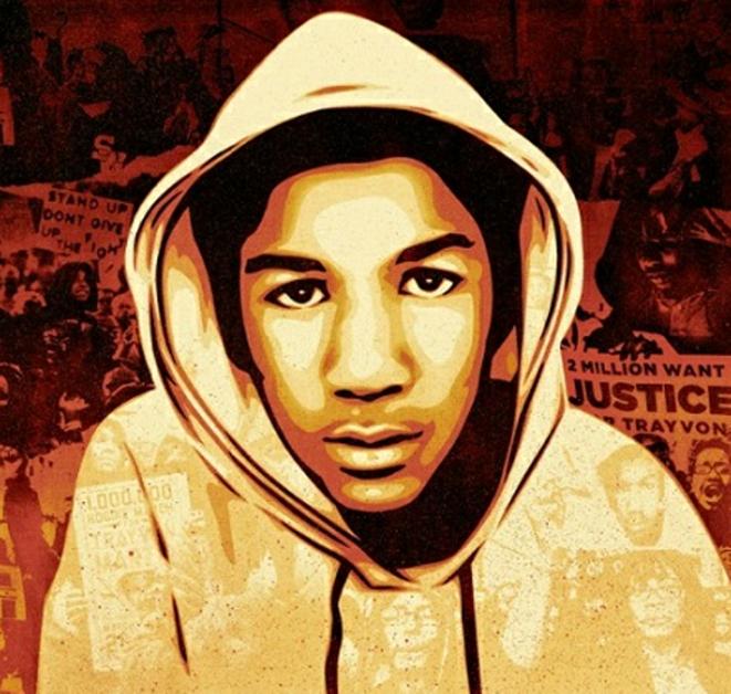 shepardfairey-trayvon